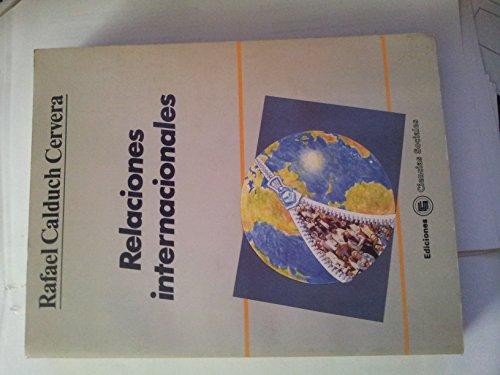 9788487510250: Relaciones internacionales