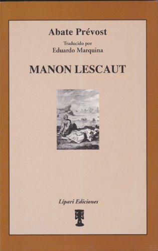 9788487521140: MANON LESCAUT.
