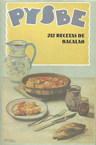 Pysbe 212 recetas de bacalao