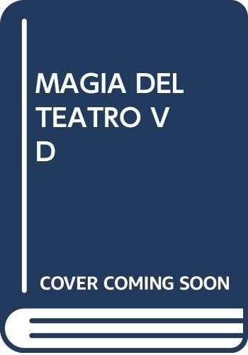 9788487528330: Magia del teatro
