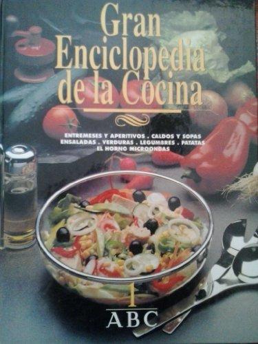 9788487531224: GRAN ENCICLOPEDIA DE LA COCINA - TOMO I