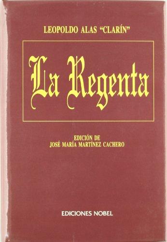 9788487531415: La regenta
