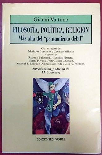 La Democracia Inquieta: E. Durkheim y J. Dewey (Serie filosofia politica) (Spanish Edition)