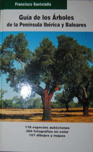 9788487535994: Guia de arboles de la peninsula iberica y Baleares
