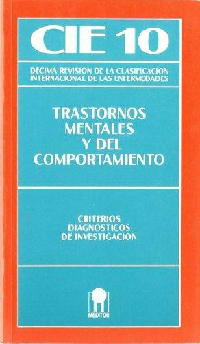 9788487548208: TRASTORNOS MENTALES Y DEL COMPORTAMIENTO