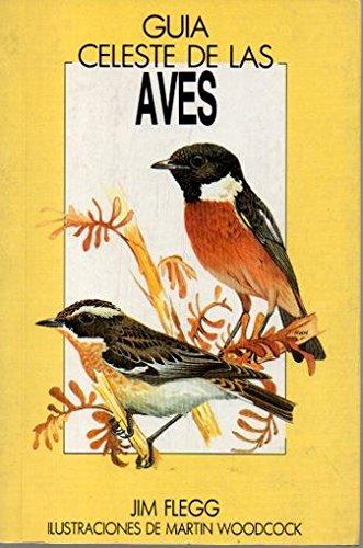 9788487553073: Guía celeste de las aves de Europa. Ilustraciones de Martin Woodcock. Traducción de Alfredo Cruz Herce.