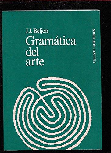 9788487553509: Gramatica del Arte