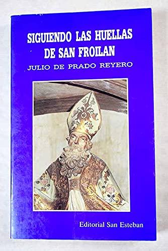 9788487557705: Siguiendo las huellas de San Froilán (Spanish Edition)