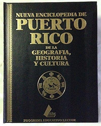 9788487624421: Nueva enciclopedia de Puerto Rico (Spanish Edition)