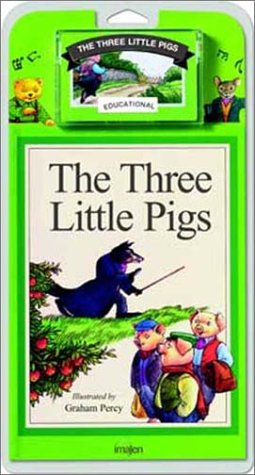 The Three Little Pigs - Book and Cassette (8487650031) by Graham Percy
