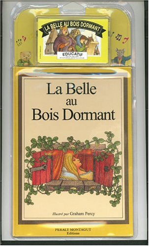 9788487650109: La Belle Au Bois Dormant Book and Cassette