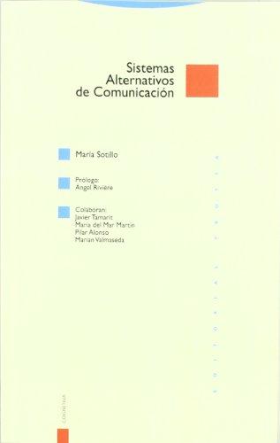 9788487699672: Sistemas Alternativos de Comunicacion (Spanish Edition)