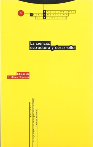 9788487699726: La ciencia: estructura y desarrollo: Vol. 04 (Enciclopedia Iberoamericana de Filosofía)
