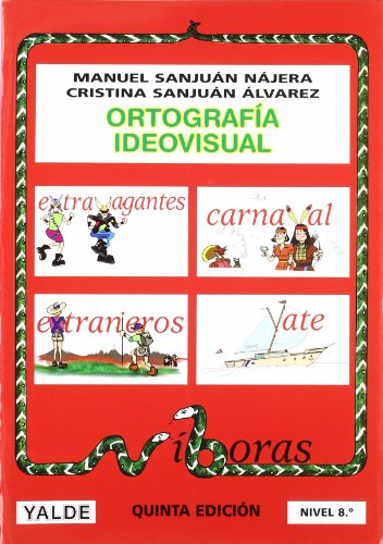 9788487705496: Ortografía Ideovisual Nivel 8-5º Edición