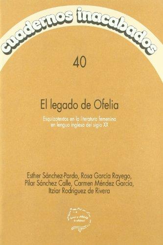El legado de Ofelia: Esquizotextos en la