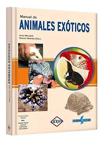 9788487736636: Manual de animales exoticos (4ª ed.)