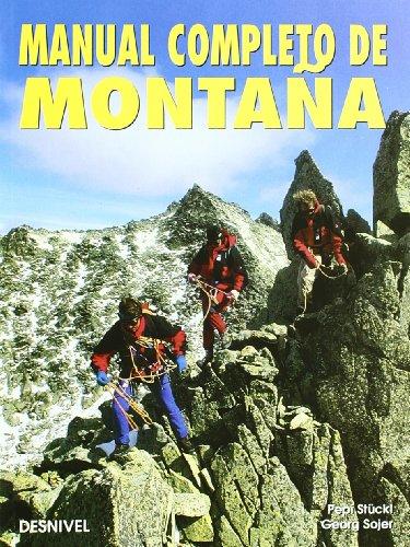 9788487746574: Manual completo de montaña