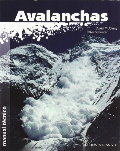 9788487746871: Avalanchas * Manual Tecnico (Varios Sua)