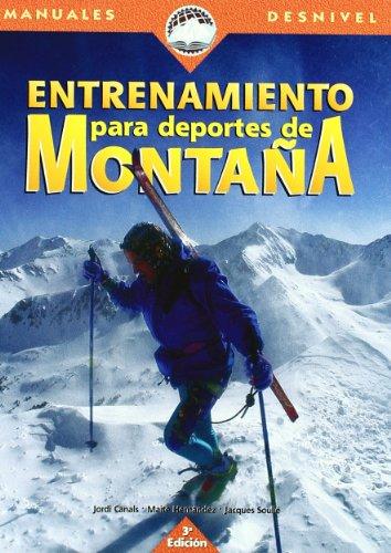 Entrenamiento para deportes de montaña: Jordi; Hernández Martínez,