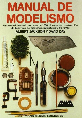 9788487756047: Manual de modelismo (Artes, técnicas y métodos)