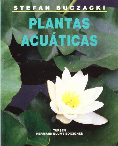 9788487756689: Plantas acuáticas (Guías de jardinería)