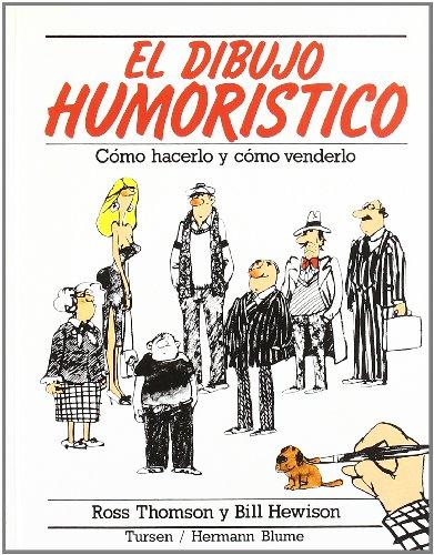 9788487756832: Dibujo humorístico