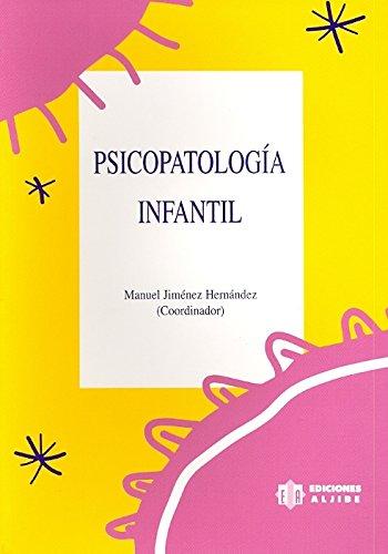 9788487767425: Psicopatología infantil - 9788487767425