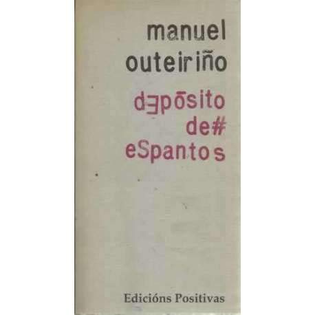 9788487783234: Depósito de espantos (DiVersos)
