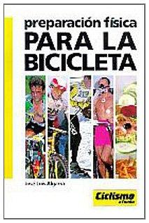 Preparación física para la bicicleta: Algarra, José Luis