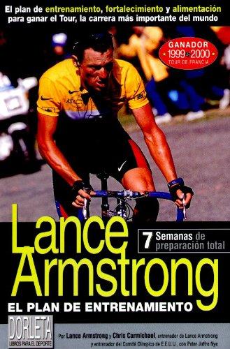 9788487812569: Lance armstrong - el plan de entrenamiento (Libros Entrenamiento)