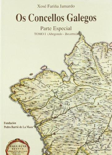 Os concellos galegos : Fariña Jamardo, José.