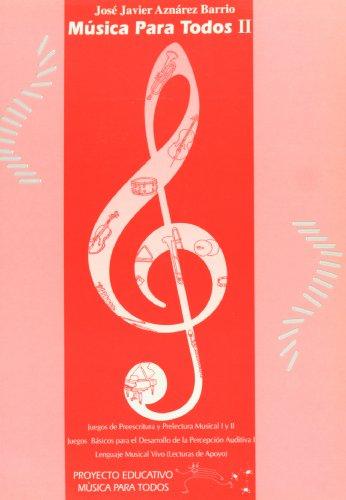 Musica para todos ii: Aznarez