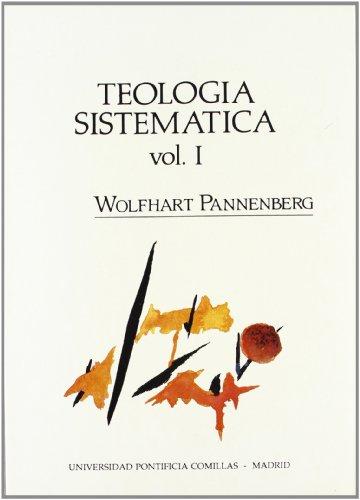 9788487840098: TEOLOGIA SISTEMATICA, I.