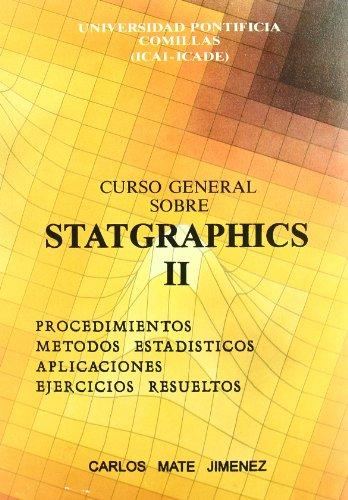 9788487840104: Curso General sobre Statgraphics: 3 (Ingeniería)