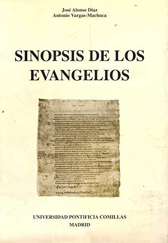 SINOPSIS DE LOS EVANGELIOS: JOSE ALONSO DIAZ