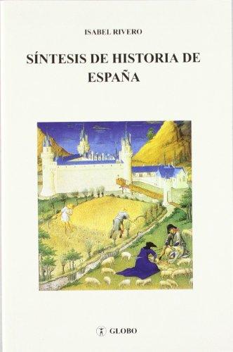 9788487862090: Síntesis de historia de España