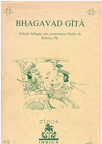 9788487915086: Bhagavad gita