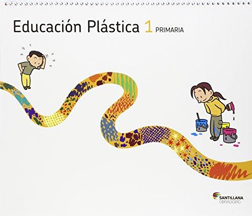 9788487937514: EDUCACION PLASTICA 1 PRIMARIA SANTILLANA OBRADOIRO - 9788487937514