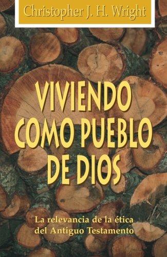 9788487940170: Viviendo como pueblo de Dios (Spanish Edition)