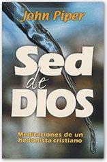 9788487940590: Sed de Dios