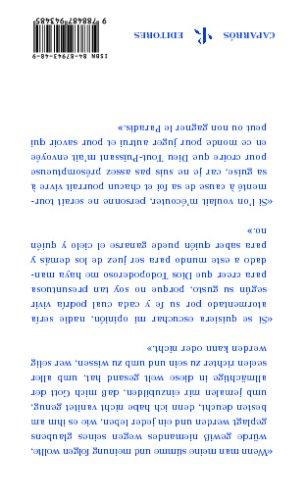 9788487943485: Cartas De La Princesa Palatina (Voces De Papel)
