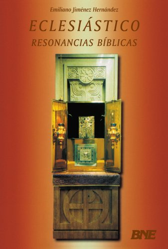 9788487943935: Eclesiástico : resonancias bíblicas