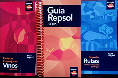 9788487980282: 2009 - guia repsol (+CD-rom + guia vinos)