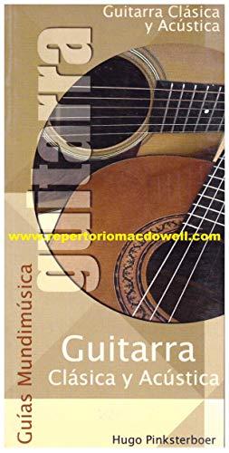 9788488038098: GUITARRA CLASICA Y ACUSTICA-GUIAS MUNDIMUSICA
