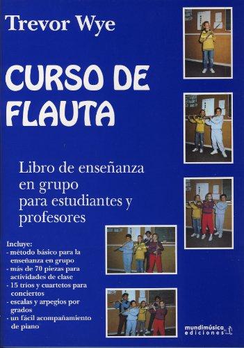 9788488038142: Clase de flauta