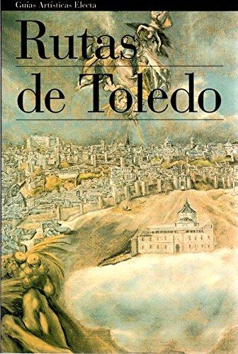 9788488045850: Rutas de Toledo