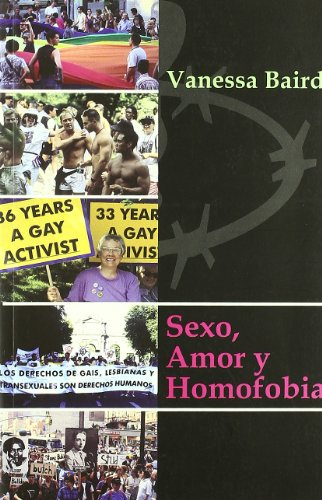 9788488052087: Sexo, Amor Y Homofobia/ Sex, Love and Homophobia (Spanish Edition)