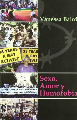 9788488052087: Sexo Amor Y Homofobia (G)