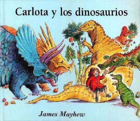 9788488061935: Carlota y los dinosaurios (MIRA Y APRENDE)