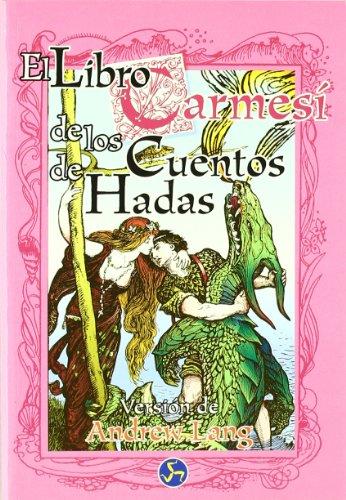 9788488066930: El libro carmesí de los cuentos de hadas